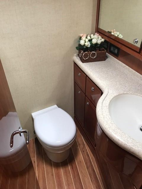 Forward Stateroom Ensuite Head
