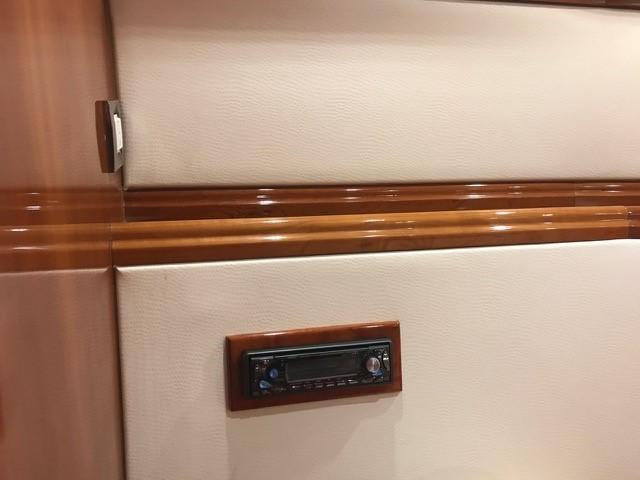 Port Stateroom Entertainment Equipment