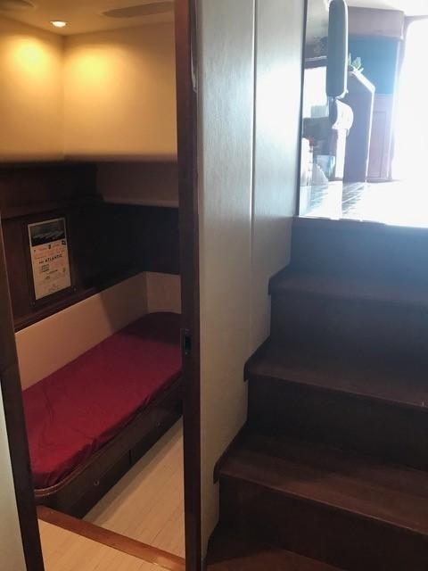 Stairs to Guest Staterooms
