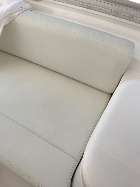 Flybridge Seating Detail