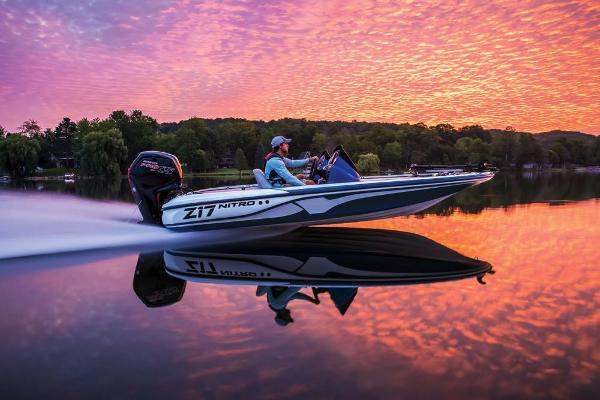 2020 Nitro boat for sale, model of the boat is Z17 & Image # 3 of 80