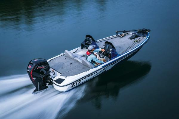 2020 Nitro boat for sale, model of the boat is Z17 & Image # 4 of 80