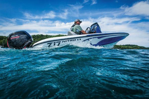 2020 Nitro boat for sale, model of the boat is Z17 & Image # 6 of 80