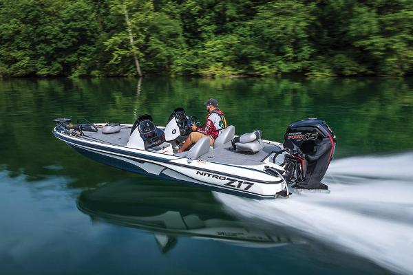 2020 Nitro boat for sale, model of the boat is Z17 & Image # 32 of 80