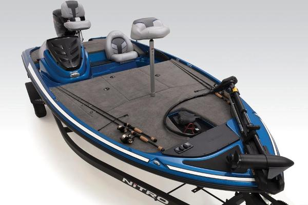 2020 Nitro boat for sale, model of the boat is Z17 & Image # 37 of 80