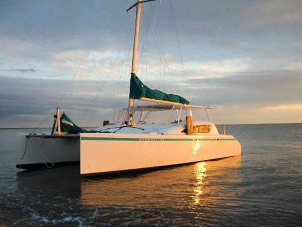 37' Island Hopper 2004 37 Catamaran
