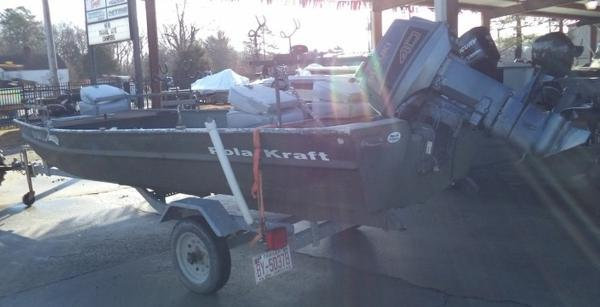 1992 POLAR KRAFT JON for sale