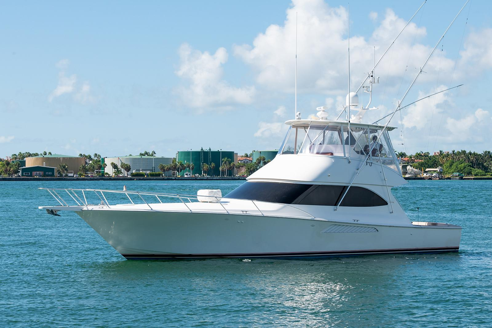 2010 Viking 50 Convertible