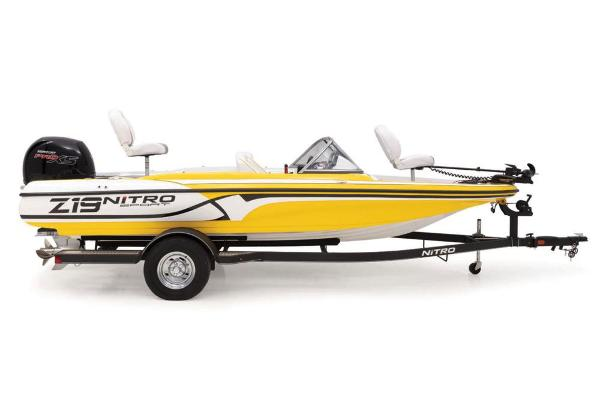 2020 Nitro boat for sale, model of the boat is Z19 Sport & Image # 11 of 59