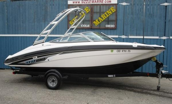 2017 Yamaha boat for sale, model of the boat is AR190 & Image # 1 of 24