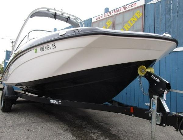 2017 Yamaha boat for sale, model of the boat is AR190 & Image # 3 of 24