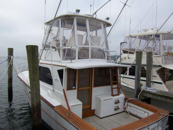 Egg Harbor Flybridge Sedan Convertible Boats. Listing Number: M-947264