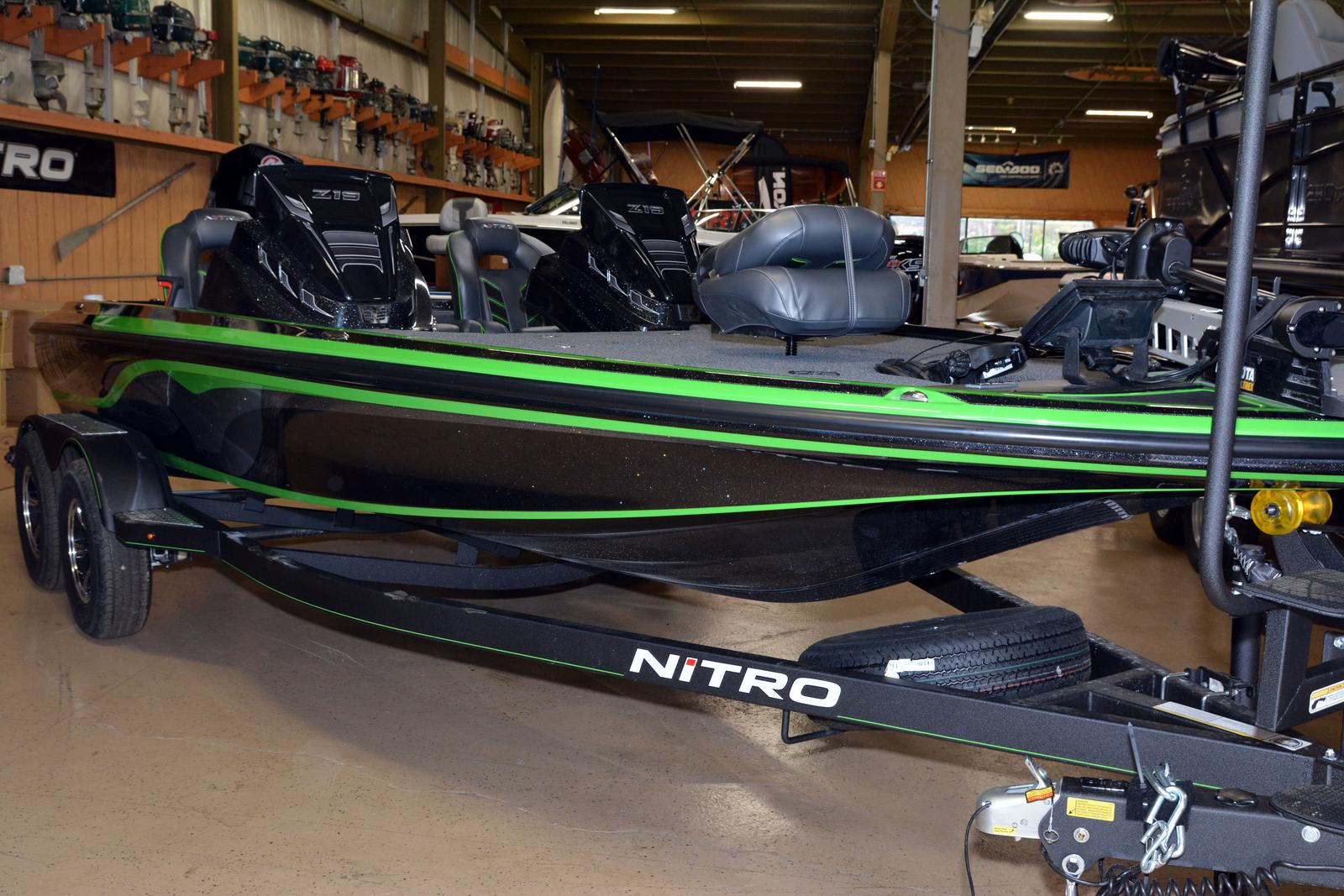 2020 Nitro boat for sale, model of the boat is Z19 Pro & Image # 1 of 19