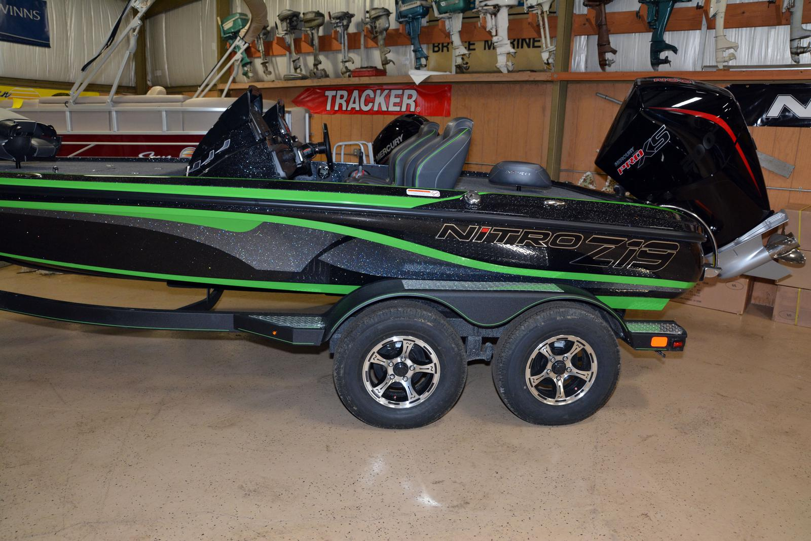 2020 Nitro boat for sale, model of the boat is Z19 Pro & Image # 2 of 19
