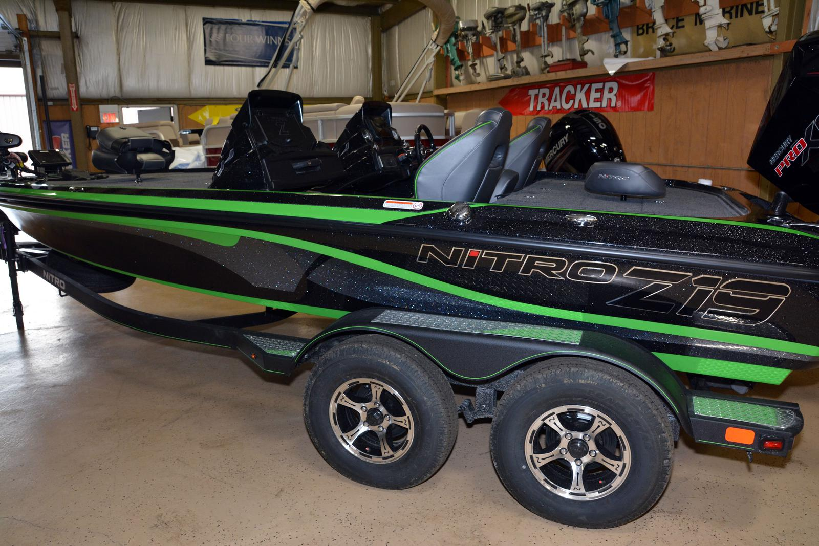 2020 Nitro boat for sale, model of the boat is Z19 Pro & Image # 3 of 19