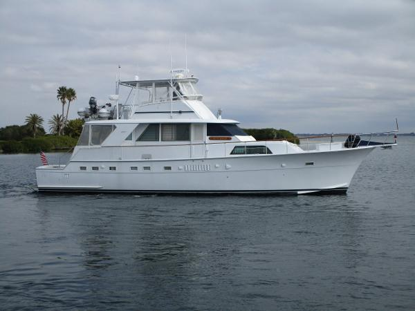 1977 58' Hatteras Motor Yacht