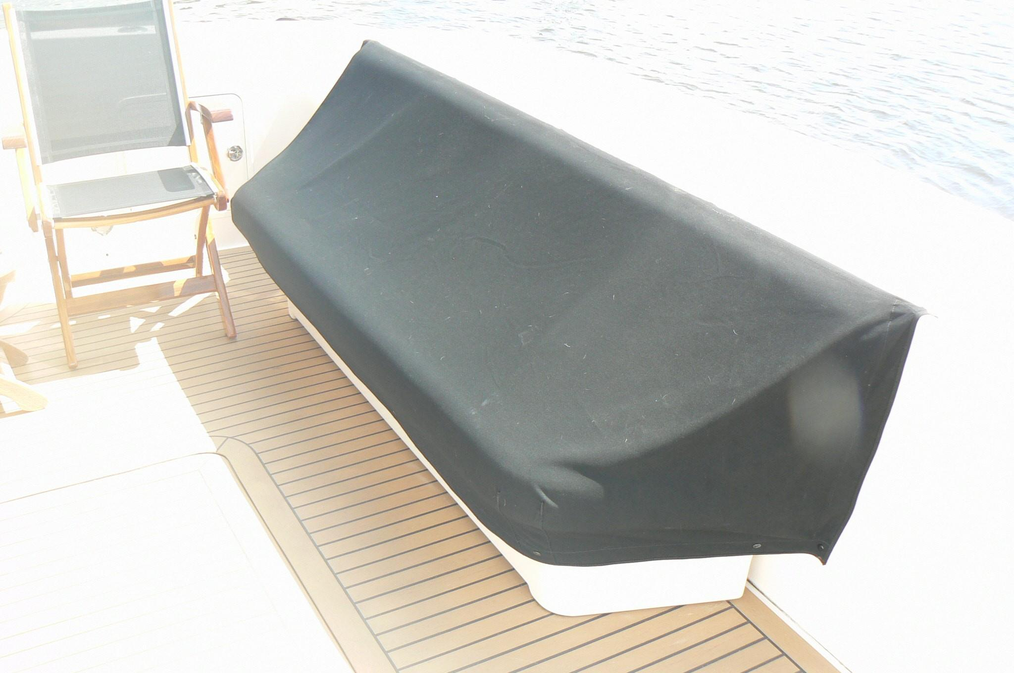 Cockpit Aft Seat Cover