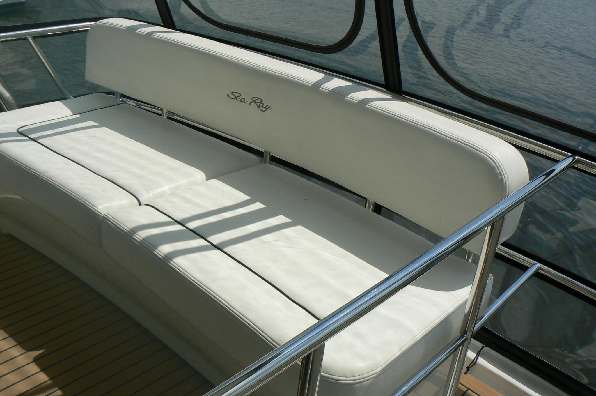 Helm Seating Aft