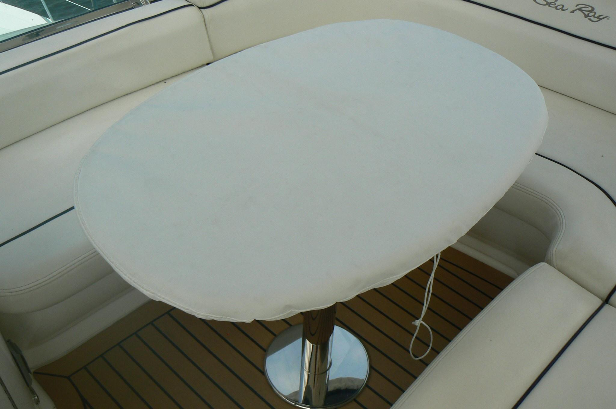 Forward Helm Table Cover