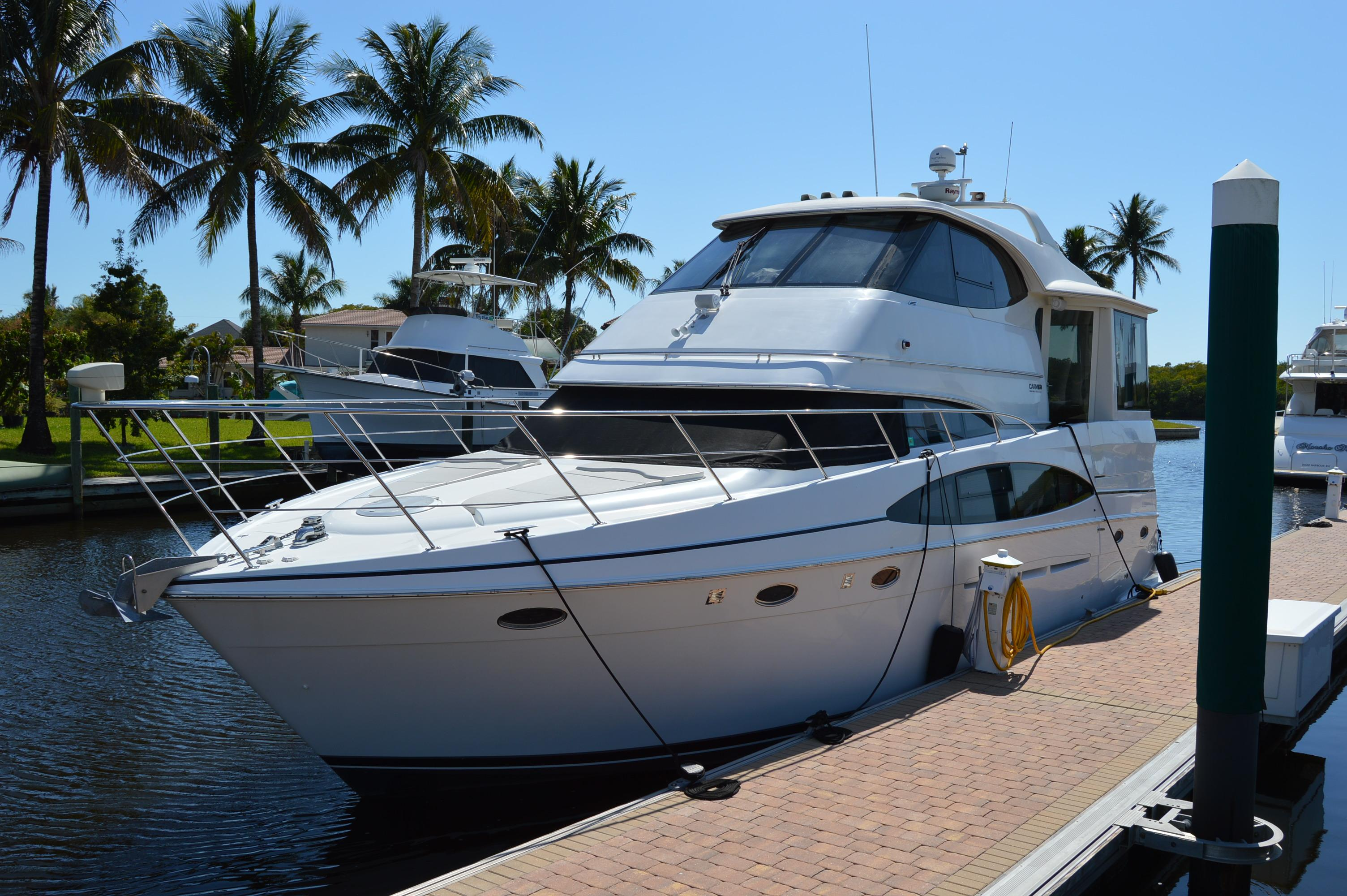 2000 carver 506 motor yacht for sale for 50 ft motor yachts for sale