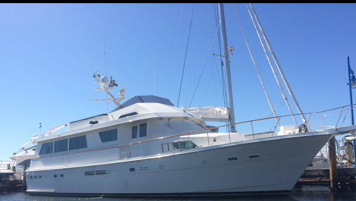 1988 hatteras motor yacht for sale for 72 hatteras motor yacht for sale