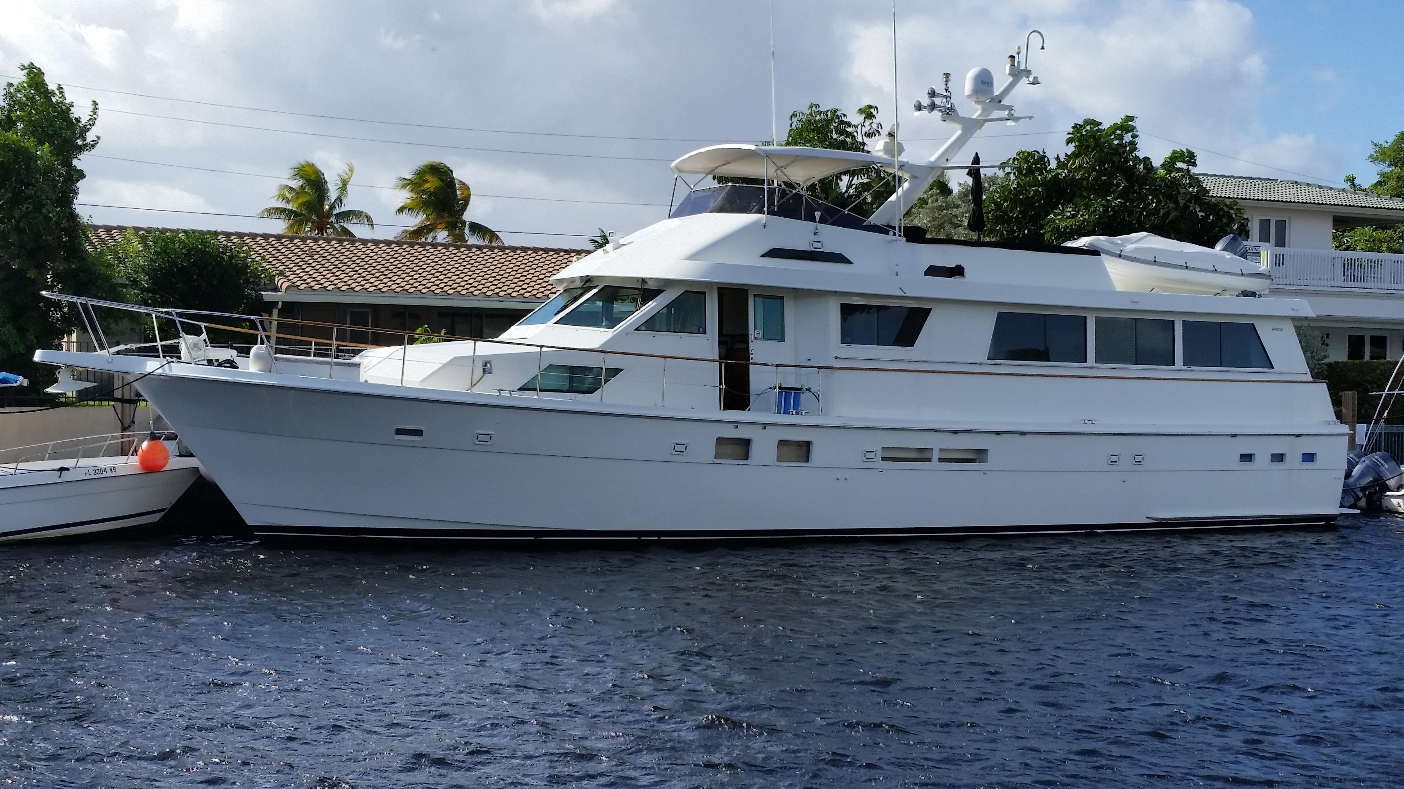 Used Hatteras Yachts For Sale From 60 To 70 Feet