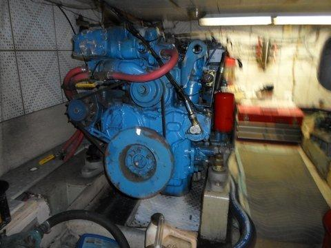 PORTSIDE ENGINE