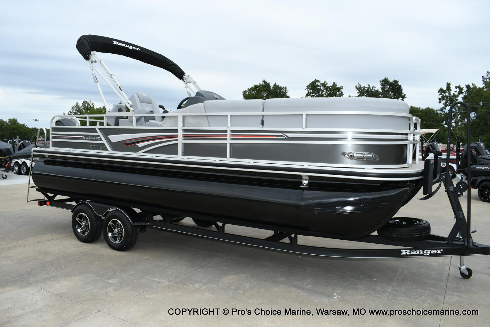 2020 Ranger Boats boat for sale, model of the boat is 223FC & Image # 1 of 50