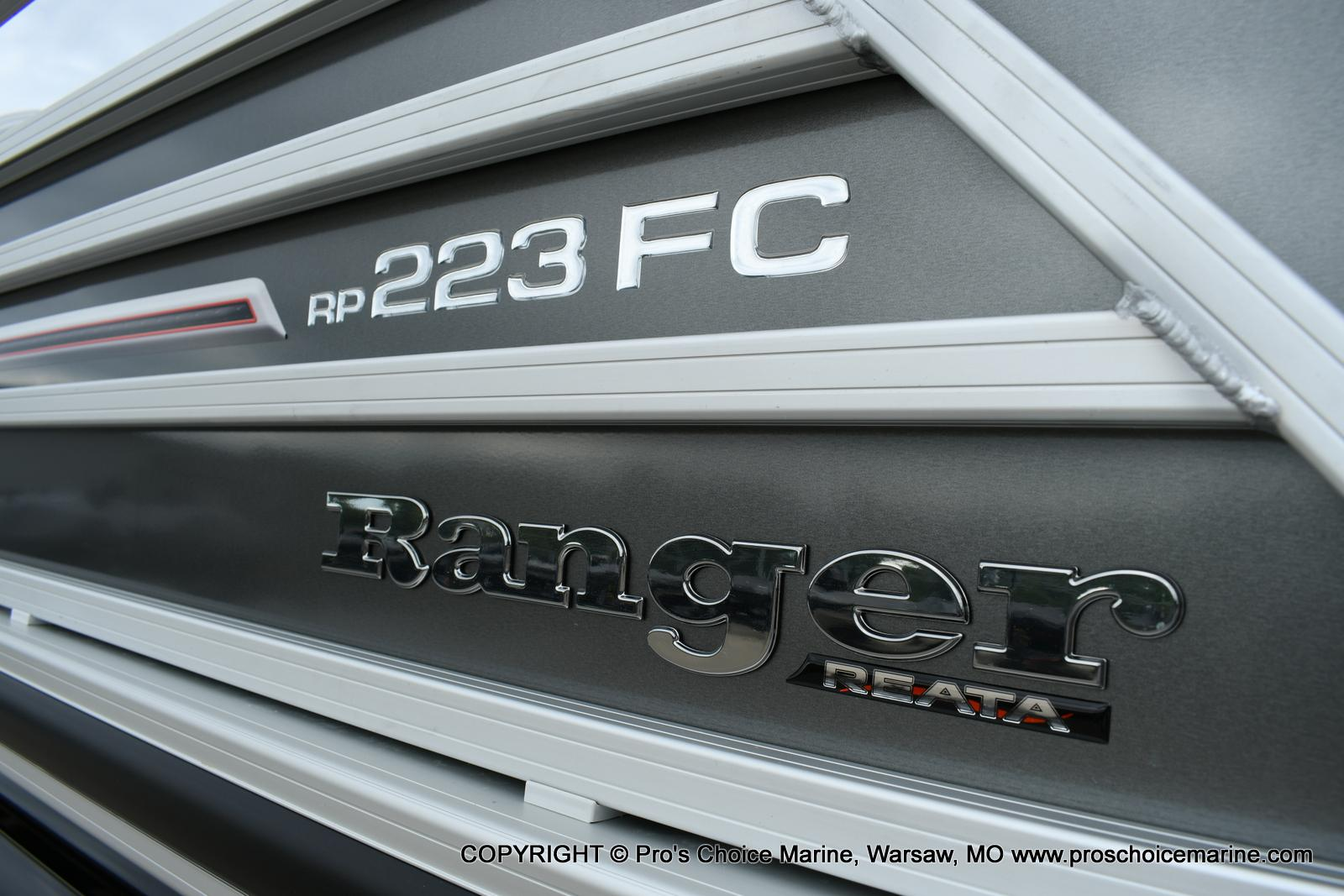 2020 Ranger Boats boat for sale, model of the boat is 223FC & Image # 11 of 50