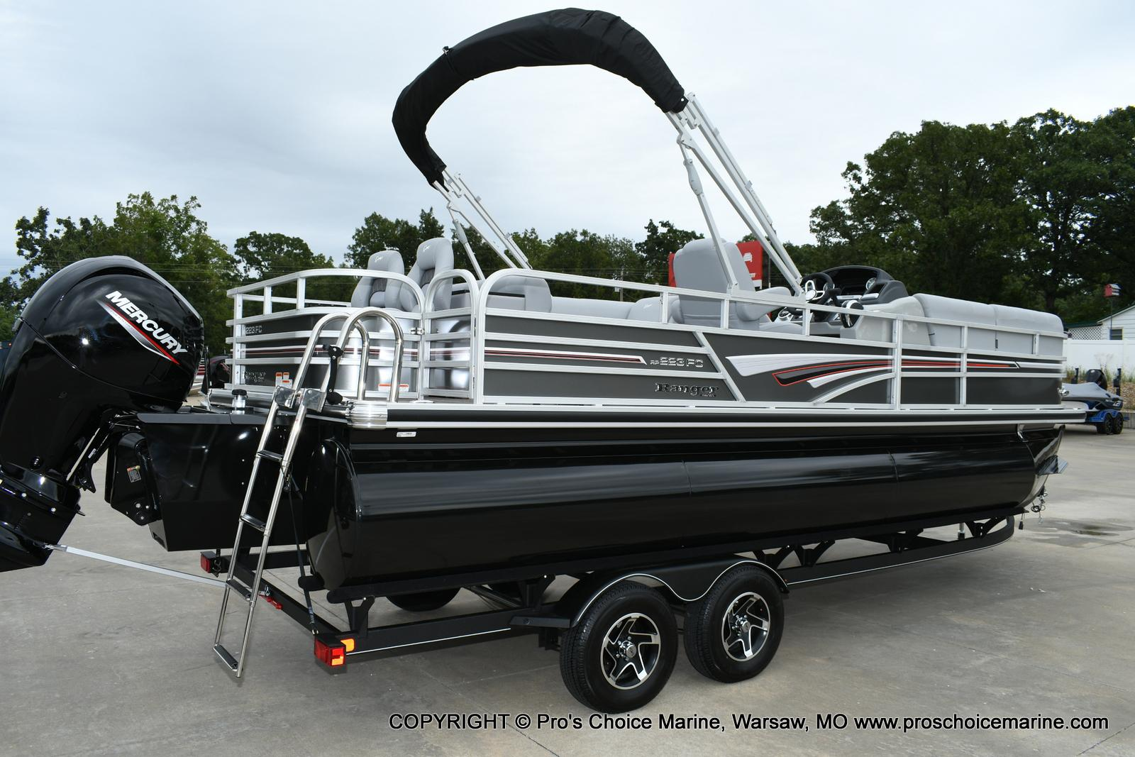 2020 Ranger Boats boat for sale, model of the boat is 223FC & Image # 12 of 50