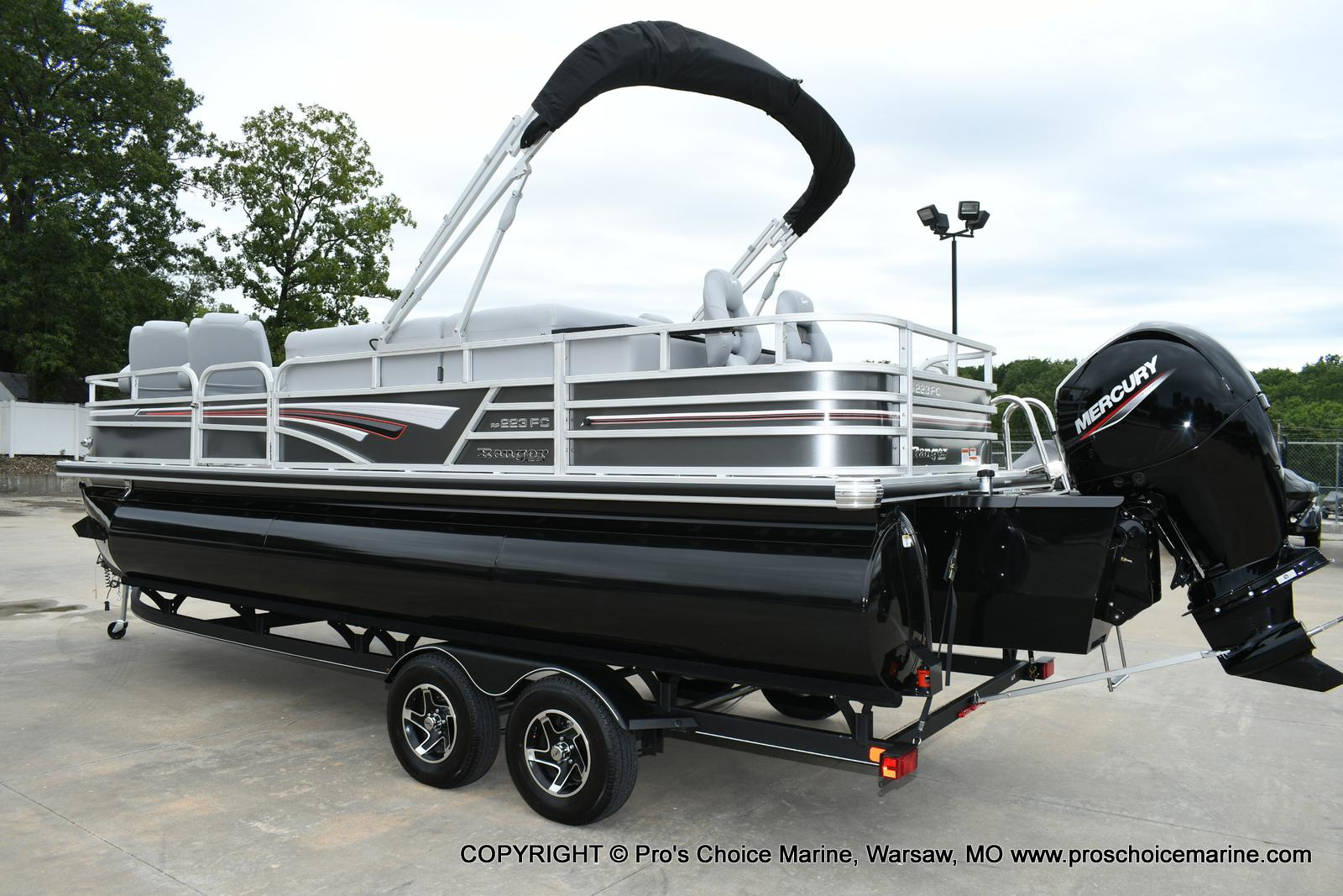 2020 Ranger Boats boat for sale, model of the boat is 223FC & Image # 2 of 50