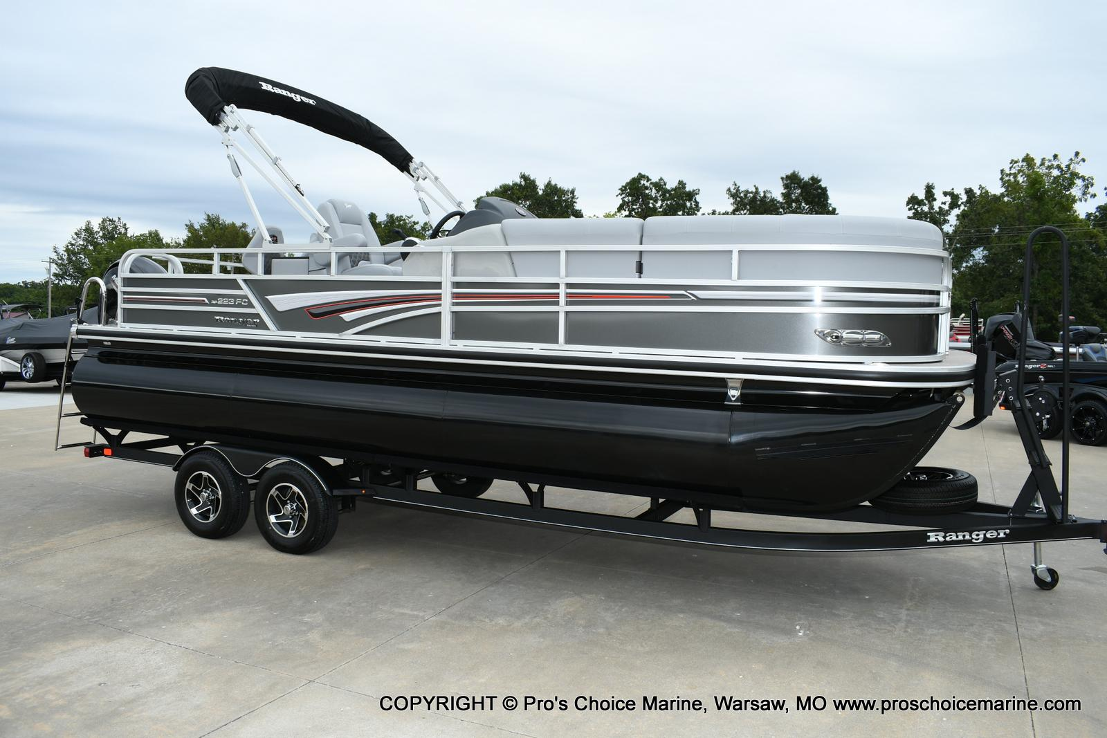 2020 Ranger Boats boat for sale, model of the boat is 223FC & Image # 29 of 50