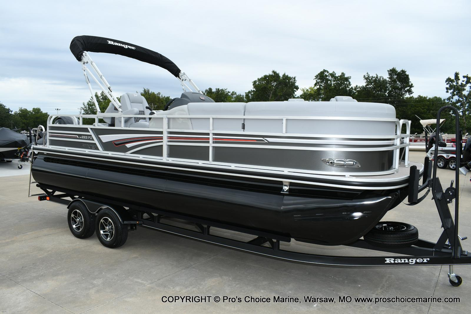 2020 Ranger Boats boat for sale, model of the boat is 223FC & Image # 30 of 50