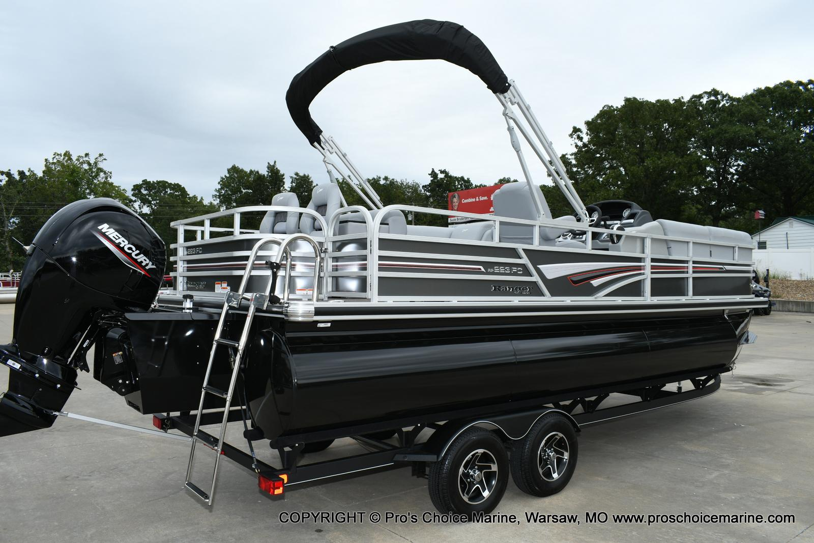 2020 Ranger Boats boat for sale, model of the boat is 223FC & Image # 31 of 50