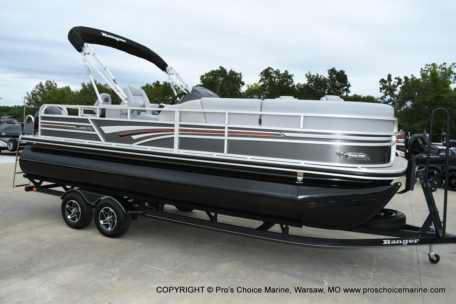 2020 Ranger Boats boat for sale, model of the boat is 223FC & Image # 39 of 50