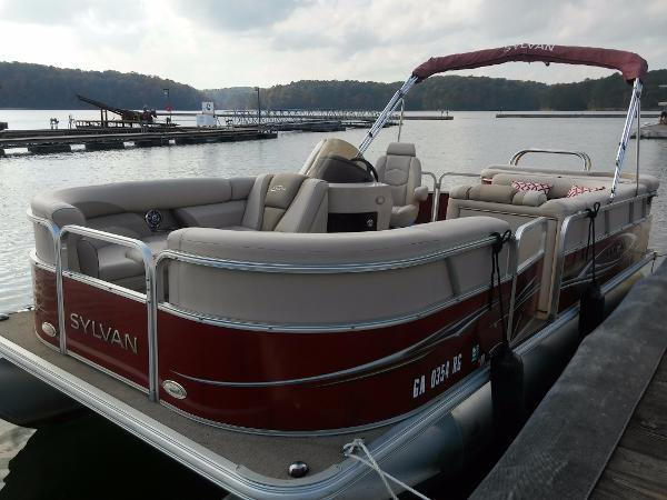 2013 SYLVAN MIRAGE CRUISE 8520 CR for sale