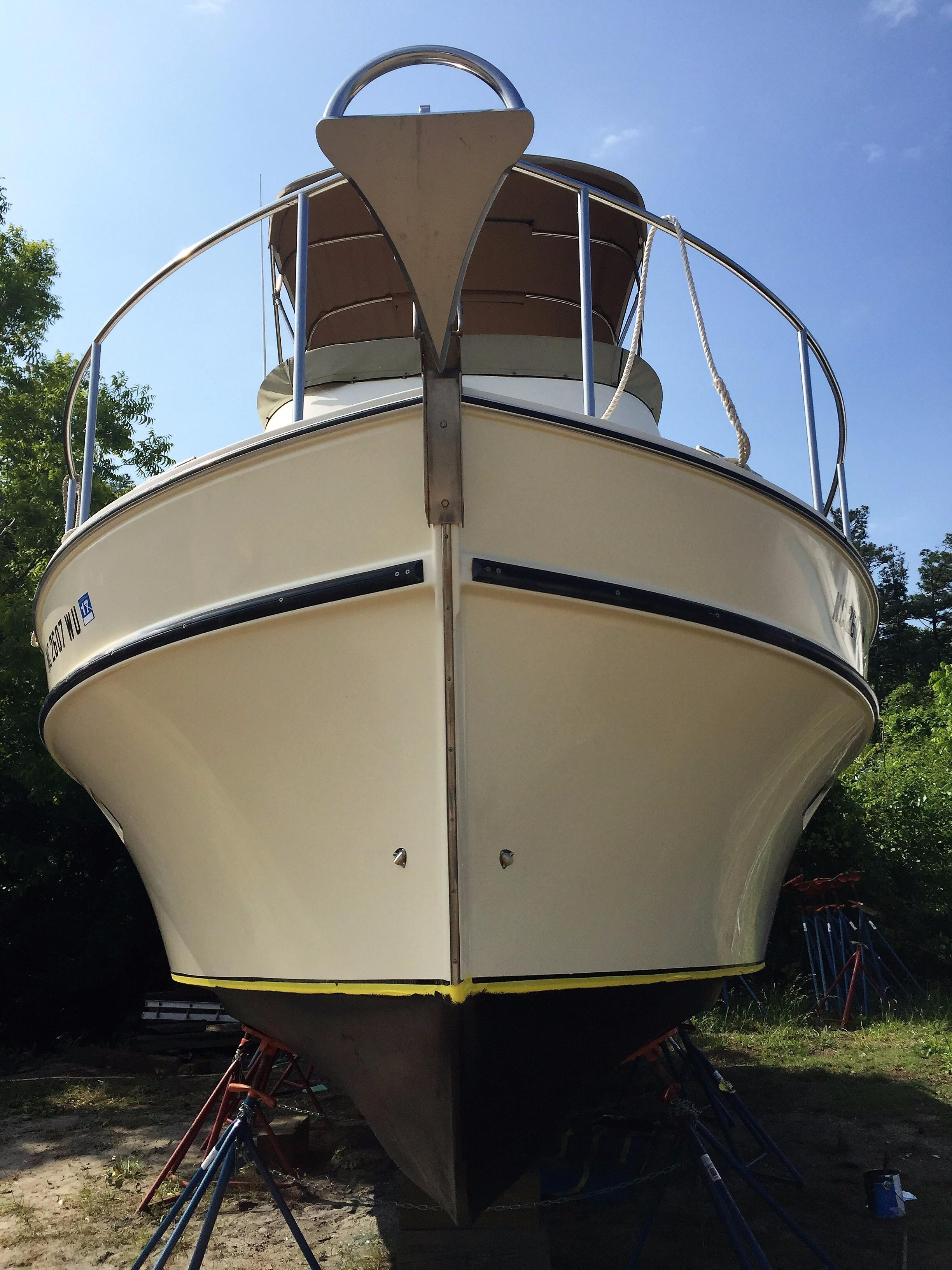 Bow View - w/ 5 ft Freeboard