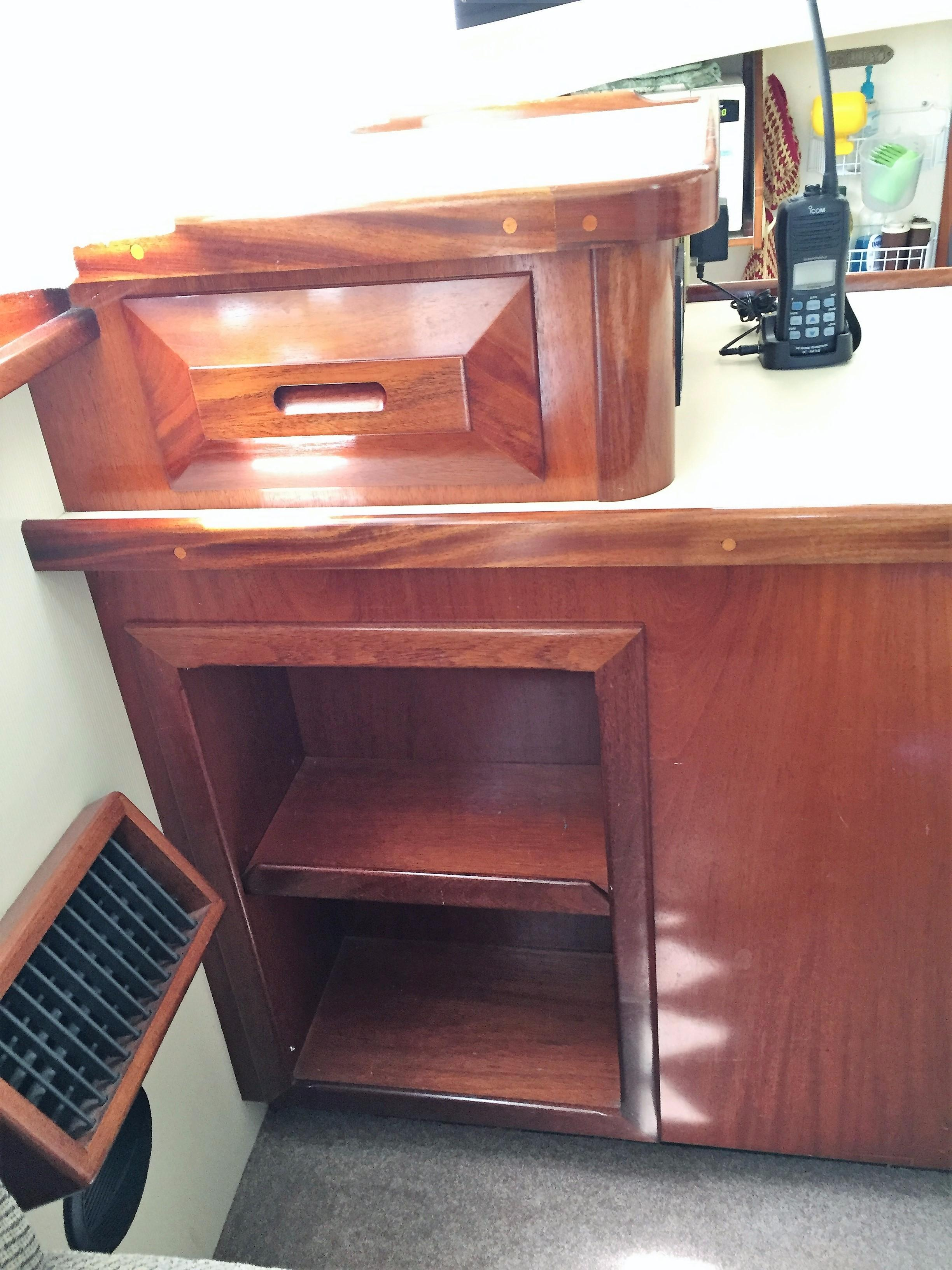 Salon Cabinetry