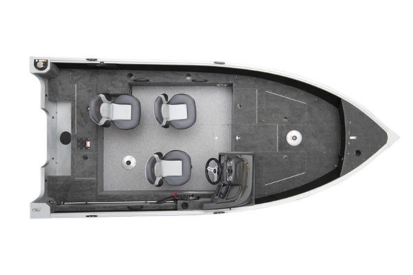 2021 Alumacraft boat for sale, model of the boat is Competitor 165 Sport & Image # 6 of 7