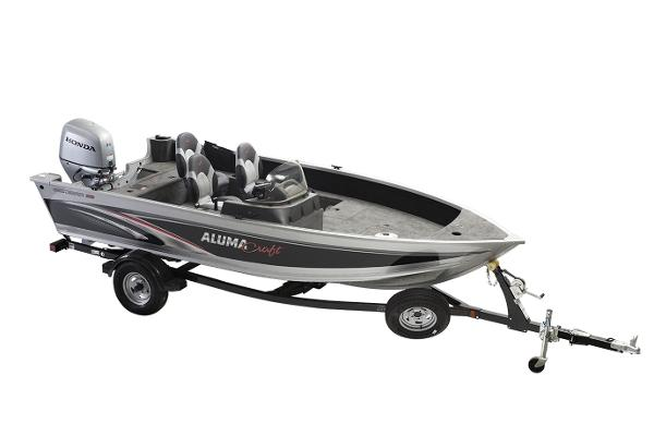 2021 Alumacraft boat for sale, model of the boat is Competitor 165 Sport & Image # 1 of 7