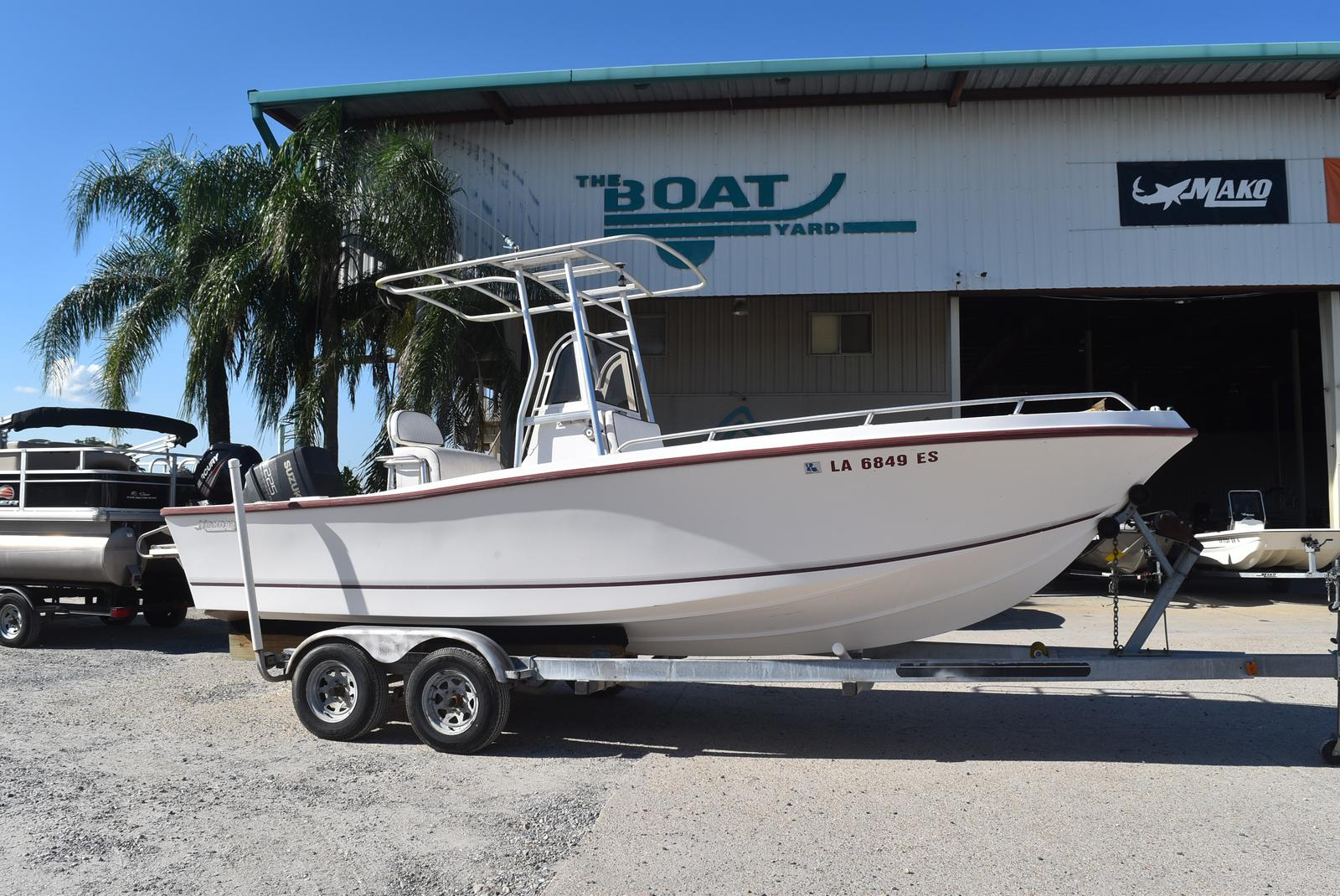 1996 Mako boat for sale, model of the boat is 22 Mako & Image # 1 of 26