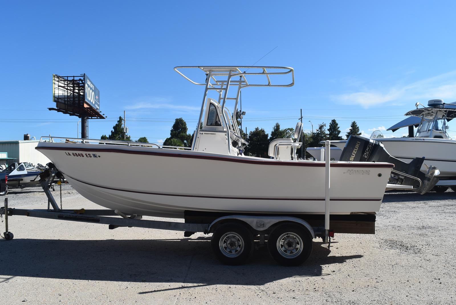 1996 Mako boat for sale, model of the boat is 22 Mako & Image # 16 of 26