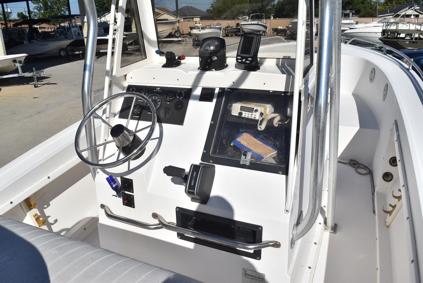 1996 Mako boat for sale, model of the boat is 22 Mako & Image # 18 of 26