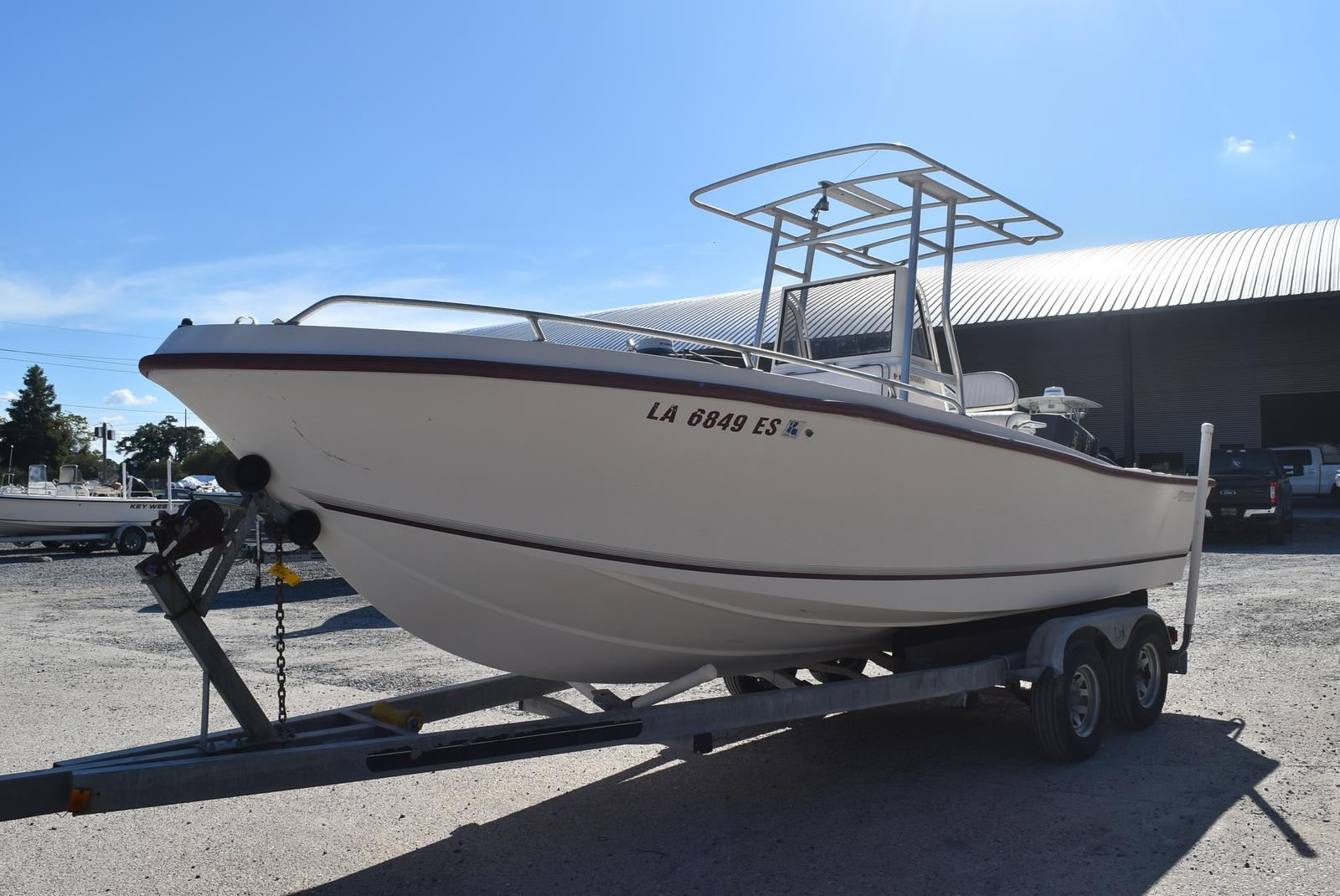 1996 Mako boat for sale, model of the boat is 22 Mako & Image # 301 of 390