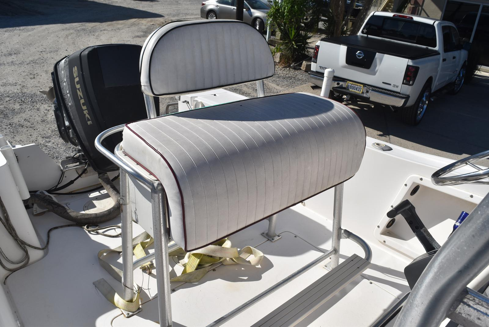 1996 Mako boat for sale, model of the boat is 22 Mako & Image # 25 of 26