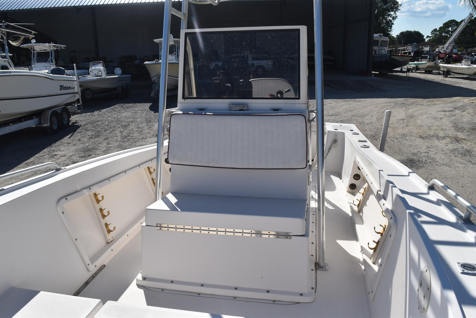 1996 Mako boat for sale, model of the boat is 22 Mako & Image # 46 of 390