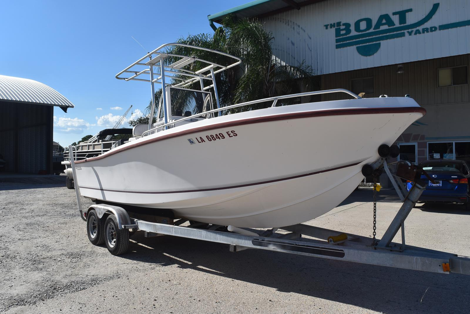 1996 Mako boat for sale, model of the boat is 22 Mako & Image # 7 of 26