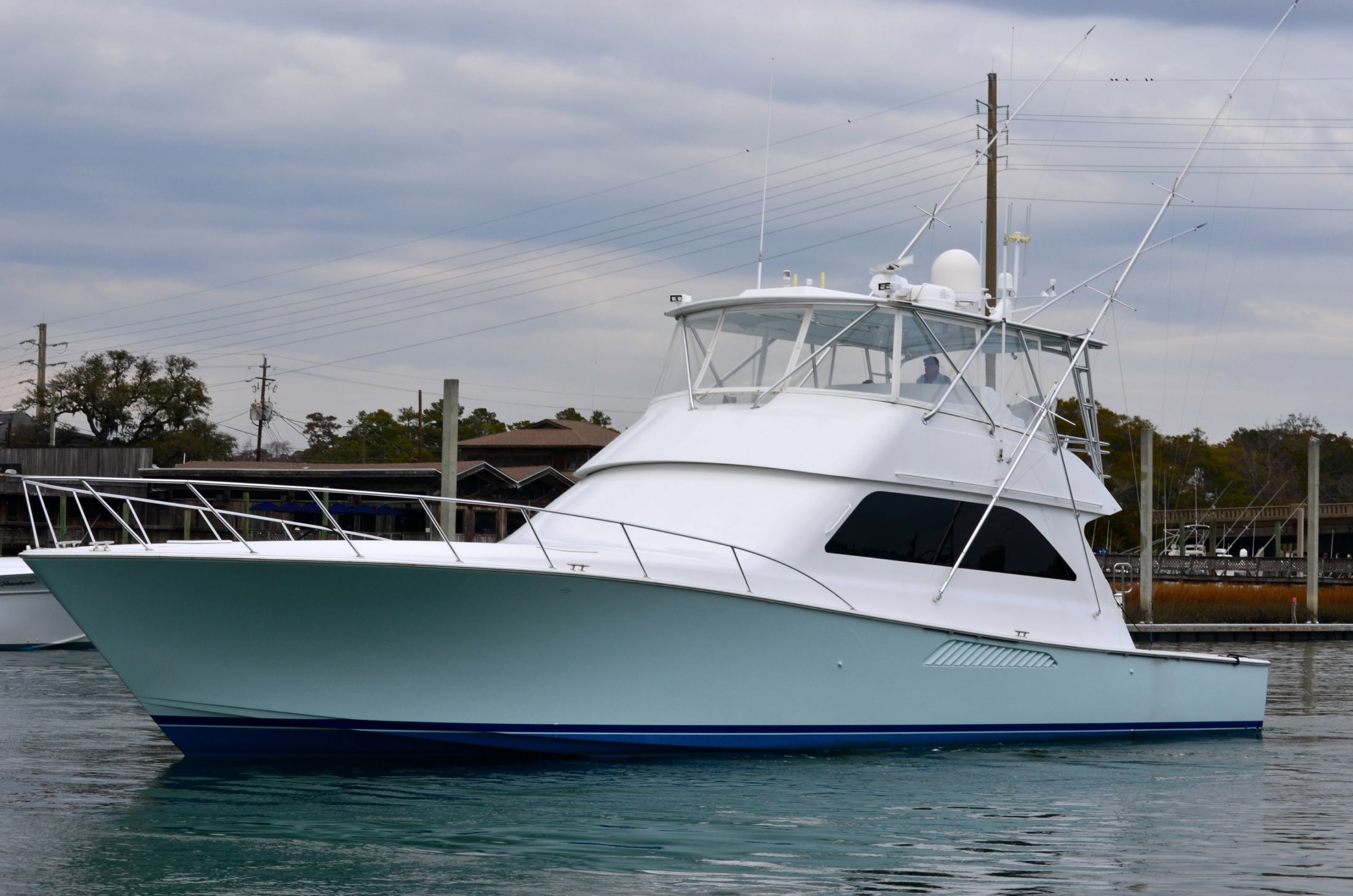 2001 61 viking yachts for sale in atlantic city nj us for Viking sport fish