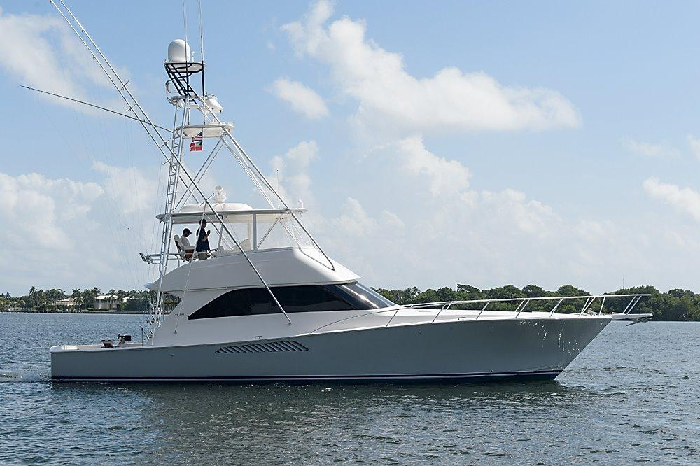 56 viking yachts 2007 pandamonium for sale in north palm for Viking sport fish