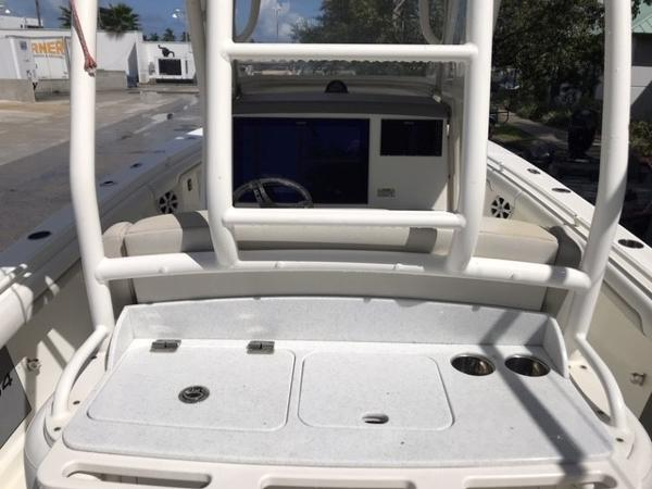 2016 Mako boat for sale, model of the boat is 334CC & Image # 5 of 30